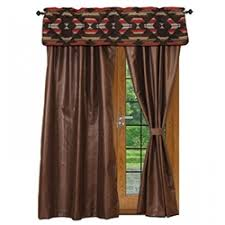 Cabin Valances Rustic Western Cabin Curtains And More
