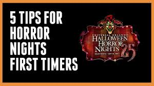 halloween horror nights tickets guy shares his tips for first timers at halloween horror nights 25