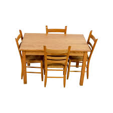 Wood Dining Room Table Sets Dining Sets Used Dining Sets For Sale