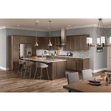 lowes medium oak kitchen cabinets now stowe 18 in w x 35 in h x 23 75 in d colt pull