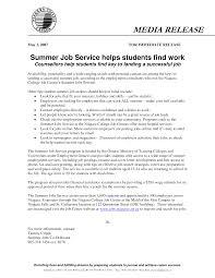 Computer Skills On Sample Resume Sample Of Resume For Summer Job Resume For Your Job Application