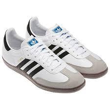 white samba white adidas