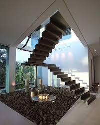 Home Interior Stairs Design Modern Staircase Interior Designers Bangalore Home Interior
