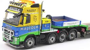 volvo ltd model truck world tekno w h malcolm ltd volvo youtube