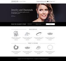 best diamond store best jewelry and diamond store mini landing page jewelry landing
