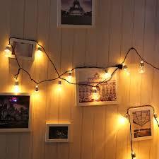 aliexpress com buy 20 led ball string lights clear globe bulbs