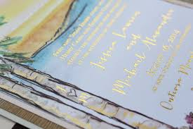 rustic art wedding invitations momental designsmomental designs