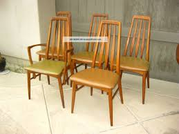 hans olsen teak roundette dining room set for frem rojle teak