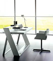 Desk Modern Contemporary Home Office Desk Desks Modern Corner Interque Co