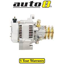 high output 100a alternator to fit toyota hilux 2 8l 3l 3 0l 5l