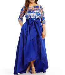 Dillards Plus Size Clothing Plus Size Formal Dresses U0026 Gowns Dillards