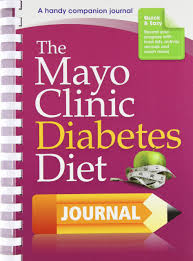 the mayo clinic diabetes diet journal a handy companion journal
