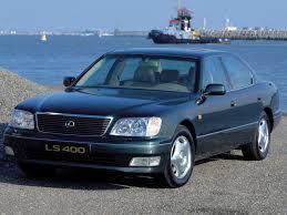 lexus ls400 lexus ls400 рестайлинг 1997 1998 1999 2000 седан 2 поколение