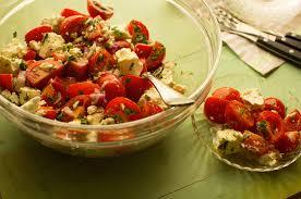 tomato and feta salad recipes backyard farms