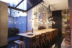 Hanging Pendant Lights Over Dining Table by Desire To Inspire Desiretoinspire Net