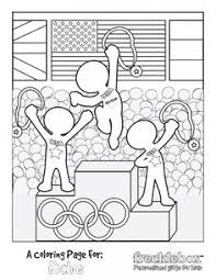 olympic luge coloring 231x300 olympic coloring pages
