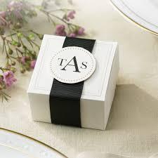 Wedding Candy Boxes Wholesale Exclusively Weddings Elegant Ivory Wedding Favor Boxes 50 Boxes