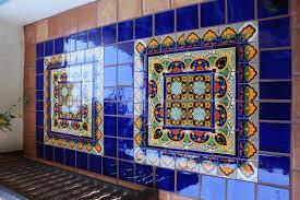 mexican tile floor flooring ideas