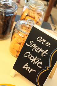 high school graduation party supplies get it together one smart cookie graduation party mba cookie bar