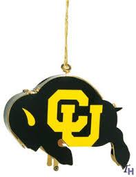 colorado mascot ornament by baldwin