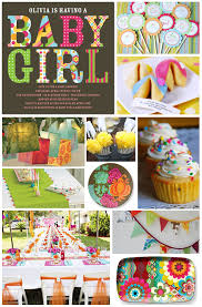 modern baby shower themes baby shower inspiration board baby girl shower babies and baby