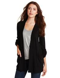 black sweater womens amazon com splendid s cardigan sweater clothing
