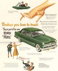 safety in the 1949 ford us classic car brochures pics u0026 ads