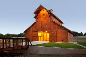pre engineered wood barn kits beaver timber