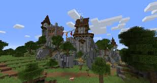 Minecraft New York Map Download by Mojang
