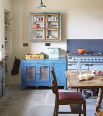 how to paint kitchen cabinets antique blue vintage blue room ideas 6 ways to style your home with blue