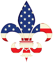 French And American Flags Incredible Designs For A Fleur De Lis Tattoo And Its True Meaning