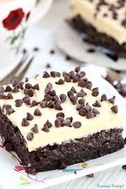 irish cream chocolate poke cake recipe made from scratch