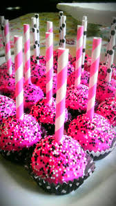 Barbie Themed Baby Shower by Best 25 Pink Cake Pops Ideas On Pinterest Baby Shower Cakepops