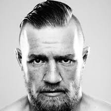 receding hair slicked back how to get a haircut like conor mcgregor 20 hairstyles atoz
