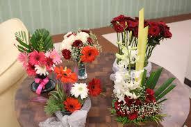 awesome blossom u201d a flower arrangement competition hospitality