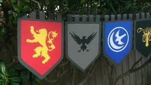 Decorative Wedding House Flags Game Of Thrones House Sigil Banner Got Wedding Game Of Thrones