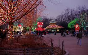 Zoo Lights In Houston by The Best Christmas Light Displays In Every State Travel Leisure