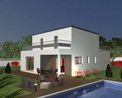 Villa Moderne Tunisie by Plan Villa Tunisie