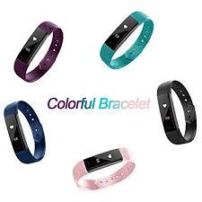 bracelet tracker images Lintelek activity tracker heart rate monitor id115 green jpg