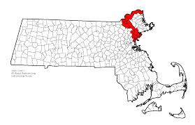 Map Of Massachusetts Counties by All About Redistricting What Is Redistricting