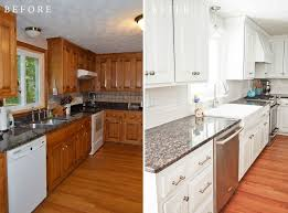 kitchen cabinet refinishing before and after how to refinish kitchen cabinets without stripping hirerush blog