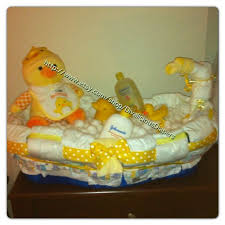 Diaper Cake Bathtub 71 Best Baby Diaper Tub Images On Pinterest Baby Shower Gifts