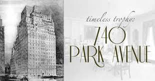 740 park avenue floor plans 740 park avenue a rich legacy cityrealty