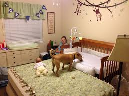 How To Convert Crib To Bed by How To Transition Your Baby To The Crib Ali Damron