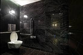 Bathroom In Black Black Marble Design Thesouvlakihouse Com