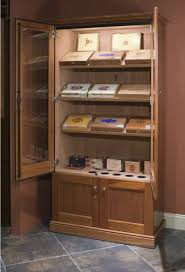 used cigar humidor cabinet for sale commercial cigar storage cigar displays cigar lockers humidors