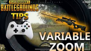 pubg tips xbox pubg tips xbox one how to use variable zoom 8x 15x scopes