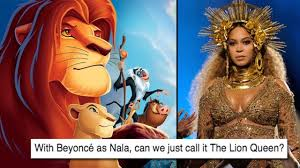 Lion King Meme - the lion king cast just got announced people are freaking out