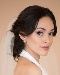 sided stud earrings bridal accessories wedding veils gilded aisle