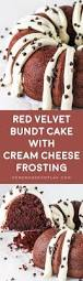 copycat nothing bundt red velvet cake recipe red velvet cream